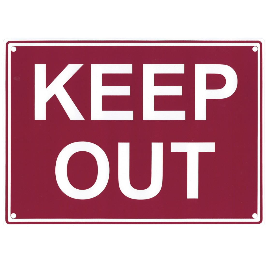 keep out sign 9953 additional products sas safety corp when