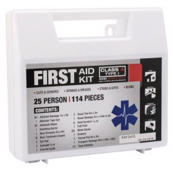 25_Person_Class_A_Type 1_First_Aid_Kit_SAS Safety