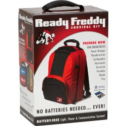 Ready Freddy Elite Emergency Preparedness Kit