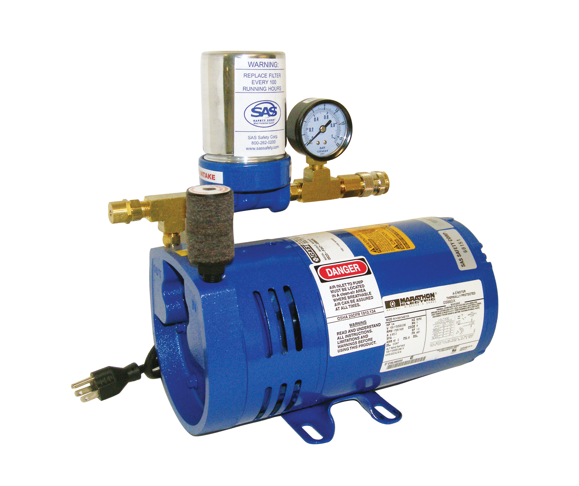 Replacement Parts for Oil-Less Air Pumps